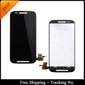 Image 3 - Tracking No. 100% tested For Moto E LCD XT1021 XT1022 XT1025 Display LCD Screen Touch Digitizer Assembly