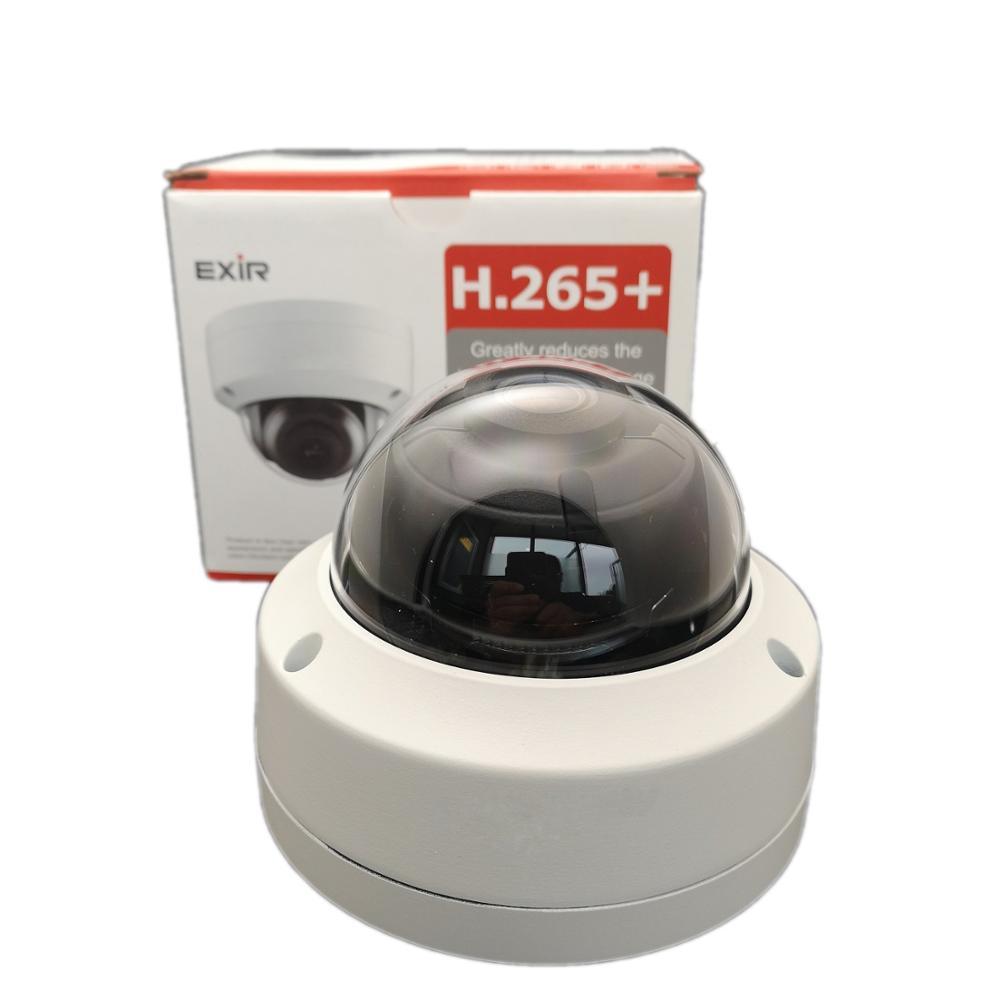 HIKVISION version originale 8MP caméra IP DS-2CD2185FWD-I caméra dôme réseau H.265 caméra de vidéosurveillance haute résolution avec carte SD