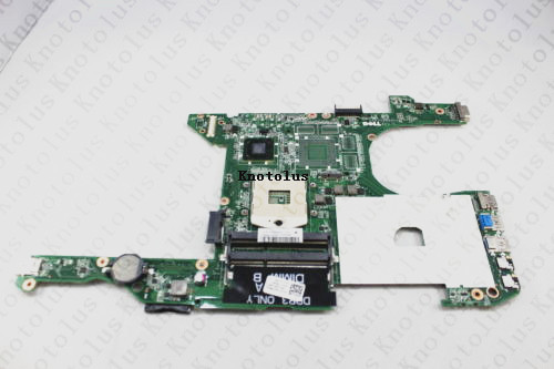 DA0V08MB6D1 for dell V3460 CN-0JK5GY 0JK5GY laptop motherboard SLJ8C HM77 DDR3 Free Shipping 100% test ok free shipping for acer tmp453m nbv6z11001 ba50 rev2 0 motherboard hm77 tested