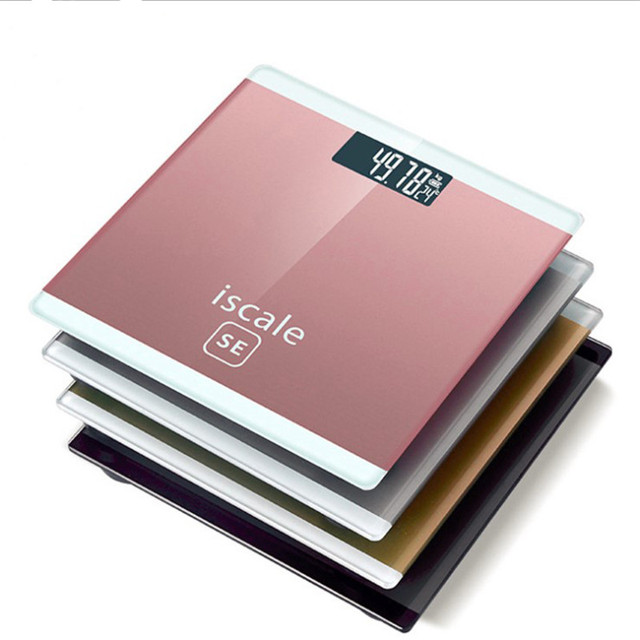 Hot Bathroom Scale Electronic Scales Body Electronics Weigh Home Precision Health Weighing Free