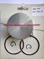 Kit pistão com Pino Anéis Clipes Conjunto kit para HUSQVARNAs Motosserra 272 ANÉIS de PISTÃO assy 52*1.5mm|kit kits|kit setkit piston -