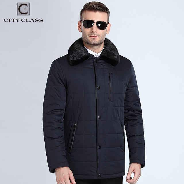 City Class Winter Jacket Mens Detachable Mink Collar Quilted Camel Wool Parka Business  Plus Size 10xl Casaco Masculino 16810