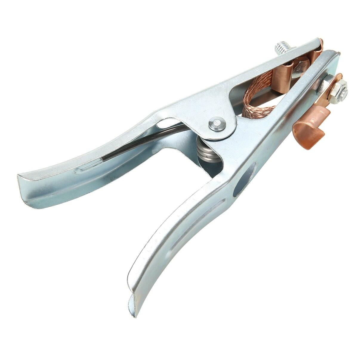 175 мм 300Amp сварочный Заземляющий зажим для профессионального использования Заземляющий зажим сварочный ручной сварочный электрод Держател...
