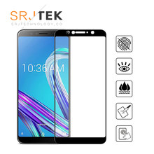 5D Curved Edge Full Covered For ASUS ZB601KL Tempered Glass Screen Protector For ASUS ZB601KL Screen Protective Glass(China)