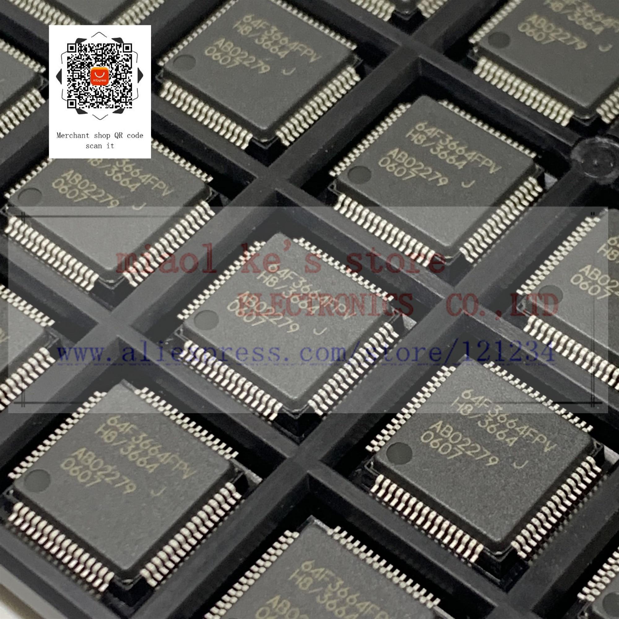 100%New original ; HD64F3664FPJV HD64F3664FPV 64F3664FPJV 64F3664FPV - H8/300H IC MCU 16BIT 16MHz 32KB(32K-x-8) FLASH 64LQFP100%New original ; HD64F3664FPJV HD64F3664FPV 64F3664FPJV 64F3664FPV - H8/300H IC MCU 16BIT 16MHz 32KB(32K-x-8) FLASH 64LQFP