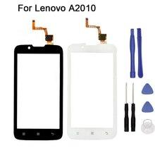 Сенсорный экран для Lenovo P1m p1ma40 C50 Сенсорный экран планшета спереди Стекло touch Панель Замена+ инструмент