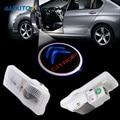 2x Car LED Santo Sombra Projetor Laser Cortesia Logo Luz Para Citroen C4 C3 Pluriel X7 Saxo C2 C5 C6 C8 Xsara Picasso C4L DS3