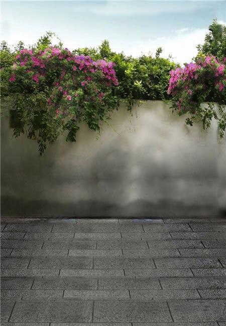 LIFE MAGIC BOX Květinová stěna 150x200cm Vlastní foto kulisy Přenosné foto pozadí N10261