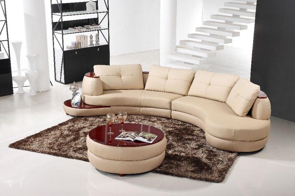ingrosso di alta qualità divano ad angolo set da grossisti divano ... - Pelle Dangolo Divano Minimalista