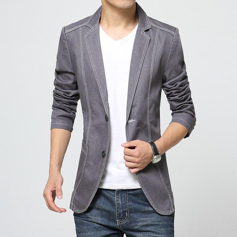 Aliexpress.com : Buy 2017 New Autumn Men Suit Blazer Men Trend ...