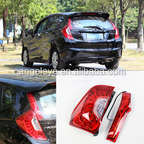 2014 year For Honda for Fit Jazz LED Rear Light Back Light Red Color LH