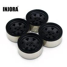 4PCS RC Crawler 1 10 Alloy Wheel Rim 1 9 Inch BEADLOCK for 1 10 Axial