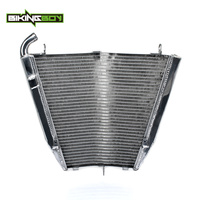 BIKINGBOY Engine Radiator Water Cooling Cooler for Honda CBR1000RR Fireblade CBR 1000 RR 2006 2007 06 07 RR6 RR7 26mm Core Set