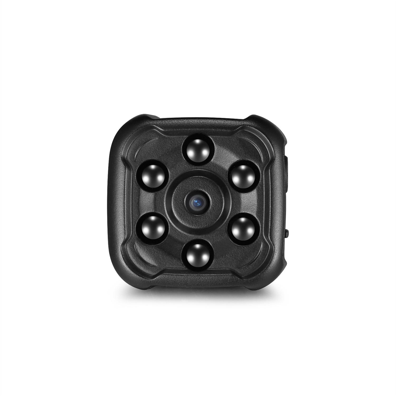 Mini caméra WiFi 1080 P Full HD vidéo à distance petit Micro caméra de détection de mouvement Vision nocturne moniteur de sécurité à domicile