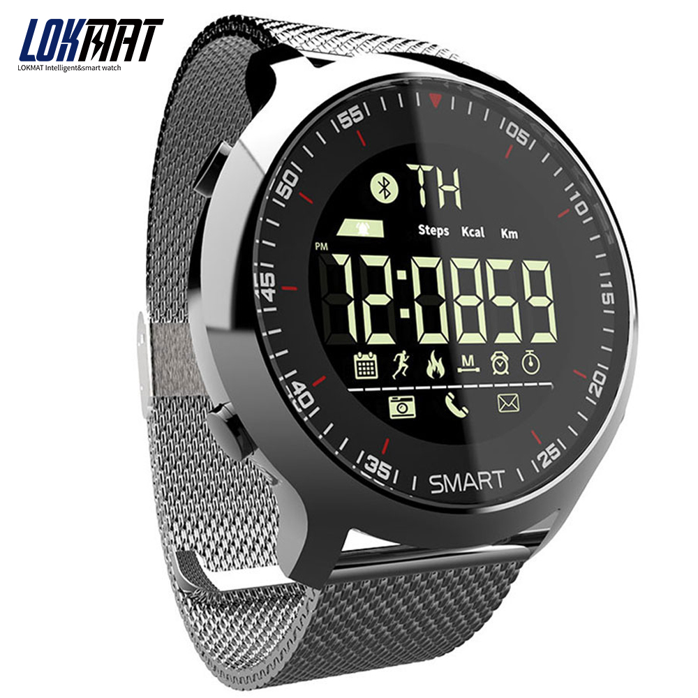 Sport Watch Bluetooth Waterproof Men Smart Watch