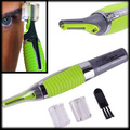by DHL or EMS 200 pieces Personal Hair Trimmer Clipper Shaver LED light