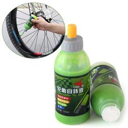 150ML Tire Fluid Tire Self-rehydration Mountain Bike Tire Sealant Machine Protection Puncture Sealant Bicycle Tire Repair Fluid