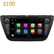 Дорога Топ winca S190 Android 7.1 Системы PX3 автомобиля GPS dvd-плеер автомагнитолы для Suzuki SX4 S Креста 2013 -2016 с Радио навигации
