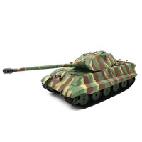 Для Heng Long 1/16 2,4 г 3888-1 Пособия по немецкому языку King Tiger боевой танк подростков Дети Дистанционного Управление танки с звук best подарки для дете...