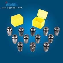 12pcs ER20 Collet Set Range from 2mm to 13 mm Runout 0.005mm