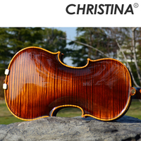 Free shipping Violin Christina V08C Italy professional violino 4/4 high quality Spruce master level Violin Case