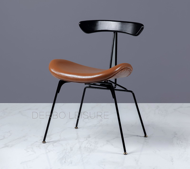 Awe Inspiring Us 199 0 Classic Modern Design Fashion Popular Metal Loft Style Steel Dining Side Chair Creative Loft Furniture Study Computer Chair 1Pc In Dining Ocoug Best Dining Table And Chair Ideas Images Ocougorg