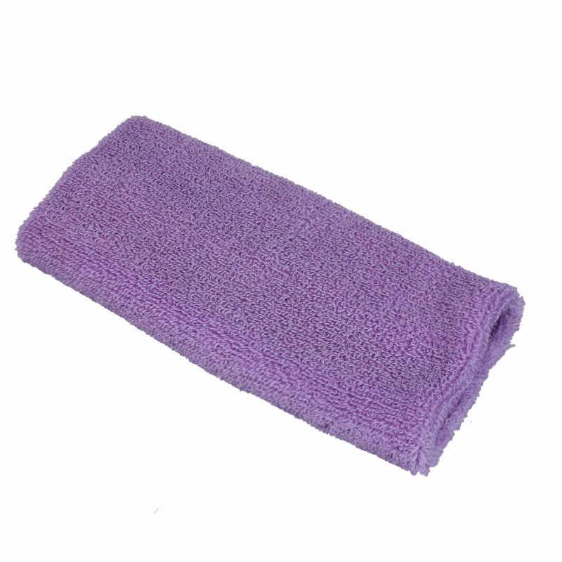 Новый Налобная повязка от пота браслета на запястье руку Баскетбол теннисный зал Йога бумажник, крепящийся на запястье для бега спортивный ремень на руку сумка для MP3