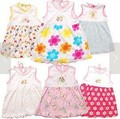 2016 Real Sale Vestido Girl Dress Baby Girls Dresses Child Kids Summer Fashion Wholesale Cotton High Quality Cheap Clothes No1