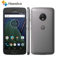 100% Original Desbloqueado Motorola Moto G Plus (gen) G5 XT1687 32 GB GSM CDMA 4G LTE Smartphone Android Desbloqueado telefone celular