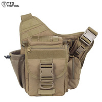 Roco Enchanced War Photography Versipack Camera Messenger Bags SLR Multifunctional Military Utility Tool Bag