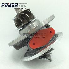 Turbo кзпч Turbo core GT1749V 717478 717478-6/5 717478-4/3/2/1 патрон Турбонагнетателя для BMW 320D 520D X3 2.0D E46 150Л. С.