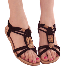 women font b sandals b font 2016 wedges shoes for women flip flops fashion new gladiator