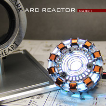 0263b435c687 Los Vengadores escala 1 1 de hierro hombre arco del núcleo del Reactor Tony  Stark