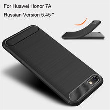 TOHONCASE For Huawei Honor 7A Russian Version 5.45  Case Silicon Soft TPU Phone Cases Back Cover