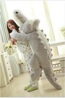Плюшевая крокодиловая Спящая большая подушка Милая отправка друзьям и детям 200 см