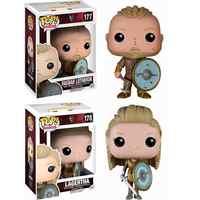 Funko pop Vikings 178 # LAGERTHA 177 # RAGNAR LOTHBROK Figur Dekoration Hohe Qualität Handgemachte Sammlung Abbildung Neue Geschenk für männer