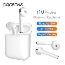 i10 i9s i7s TWS Wireless headphones Bluetooth earphones mini Stereo Earbuds with charging box not i11 i12 i13 i20 i30 headsets