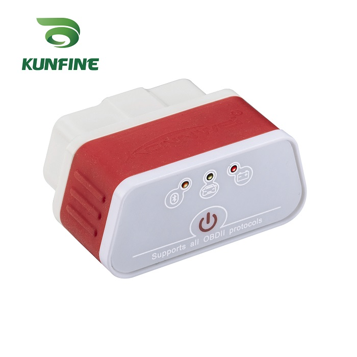 Auto Diagnostic Tool Car engine code Scanner Vehicle fault reader KF-A1189_8386