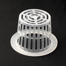 4pcs Dia98mm Aquaponics Cup Mesh Pot Net Cup Basket Hydroponic Aeroponic Plant Grow Clone Suitable For Garden Plant