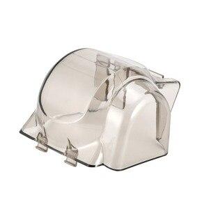 Image 4 - Прозрачный защитный чехол для объектива камеры, Защитная крышка с шарнирным замком, крышка, чехол для RC DJI Mavic Pro/Platinum Drone Parts
