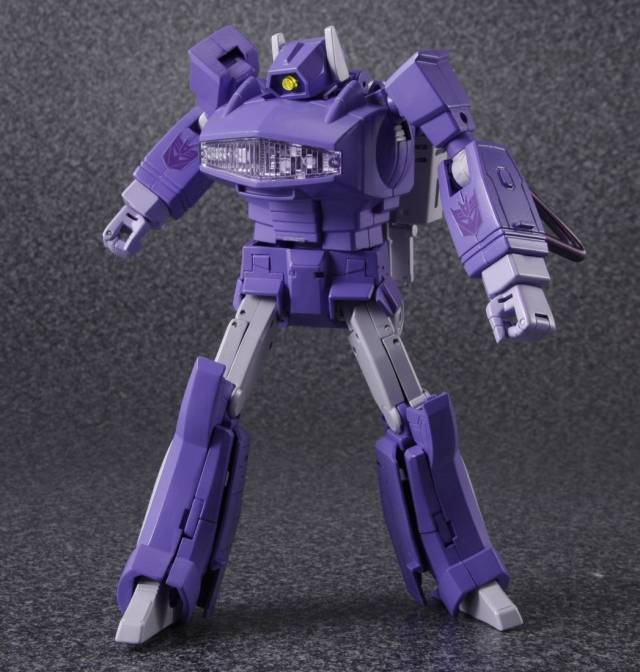 Transformed Toy Mp-29 Mp29 Shock Wave G1 With Luminous Ko 10 Toys & Hobbies