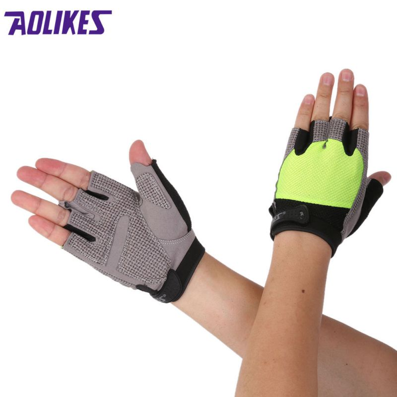 Dam Leather Weight Lifting Gym Gloves Real Leather Women S: 1Pair Men Women Gym Crossfit Gloves Custom Fitness Gym