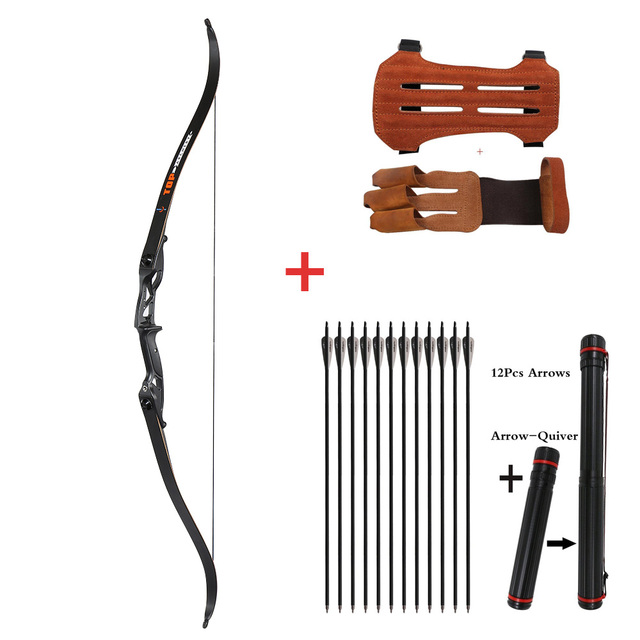 Target Archery Recurve Bow best for training