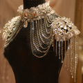 Calssic Wedding Shoulder Strap chains