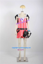 Kingdom Hearts 2 Kairi Cosplay Costume