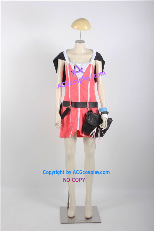 Kingdom Hearts 2 Kairi Cosplay Costume In Anime Costumes From