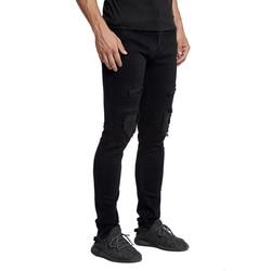 2017 new men motorcycle knee leather biker jeans slim stretch elastic destroyed jeans h0391.jpg 250x250