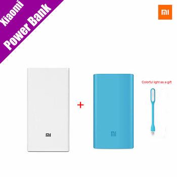 Original Xiaomi Mi Power Bank 20000mAh New Portable Mobile Power Bank MI Charger 20000mAh Dual USB For Phone,Netbook