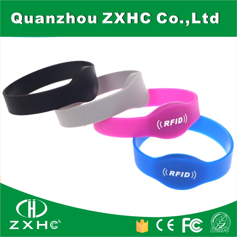 (100PCS) Customized Silicon Rubber Wrist Band For GYM chang sheng cs fwc rubber foam power strengthener wrist forearm exerciser gym black