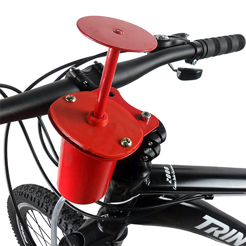 Tradiational Bike Cycle Handlebar Squeeze Rubber Pump Bulb Air Bugle Horn Hooter